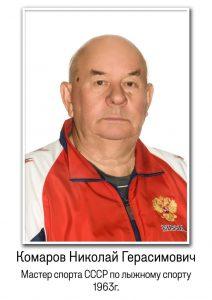 Комаров Николай Герасимович (МС по лыжному спорту)_724x1024