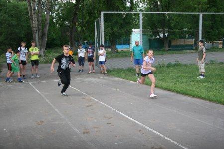 ОФП среди воспитанников ФОКа. 22.05.14