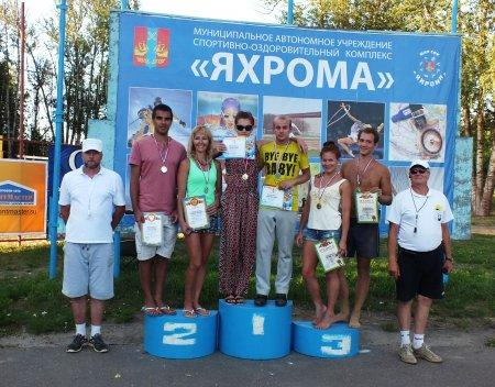 2й этап Чемпионата МО по пляжному волейболу. 19-20.07.14