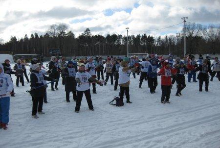 IV традиционный зимний фестиваль скандинавской ходьбы 15.02.2017