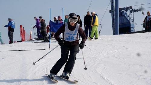 """Соревнования по горнолыжному спорту """"Семейный старт"""" (12.03.2017)"""