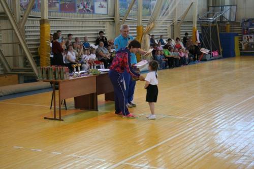 """Спортивный праздник """"Папа, мама, я - спортивная семья"""" среди детских садов г.п. Яхрома. 23.03.17"""