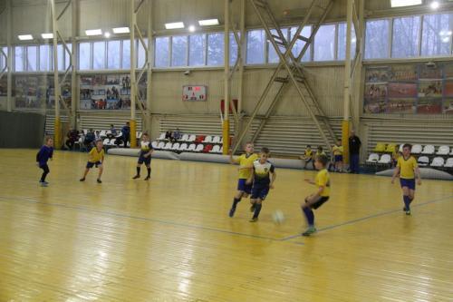 2020-02-03 Турнир по мини-футболу среди детских команд 2010-2011 г.р.