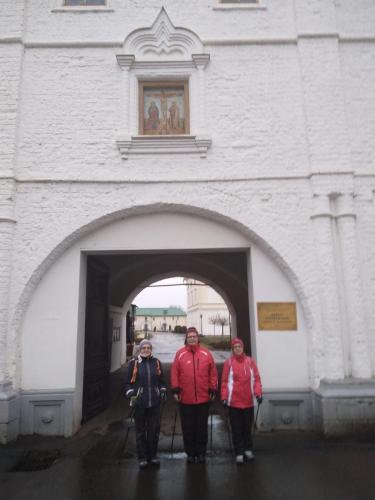 Поездка в Николо Пешновский монастырь
